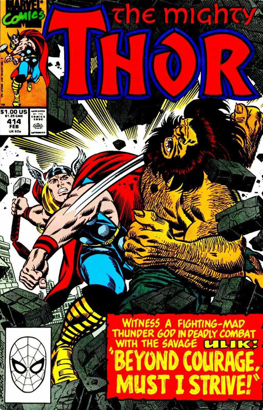 mighty thor 1966 414