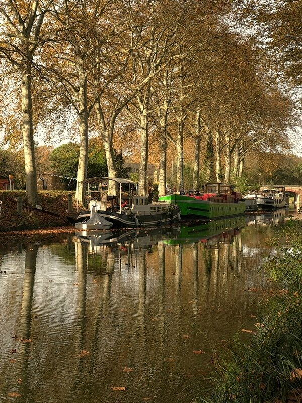Canal reflet 6