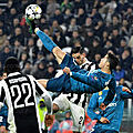 Cristiano Ronaldo . le 3 avril 2018