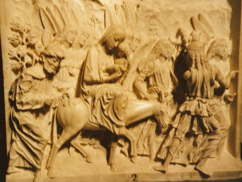 Fuite en Egypte - PARME - Palazzo Ducale