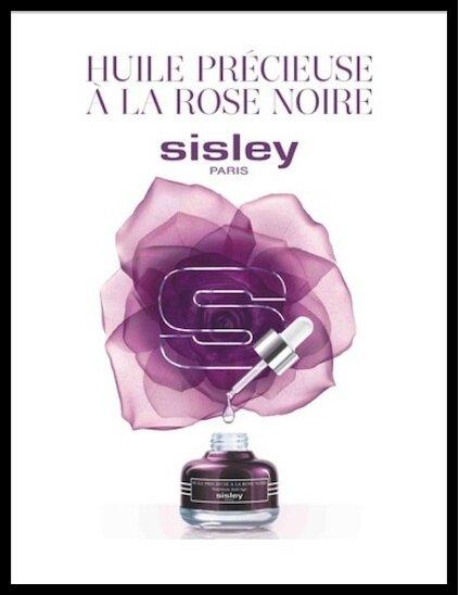 sisley huile precieuse rose noire 3