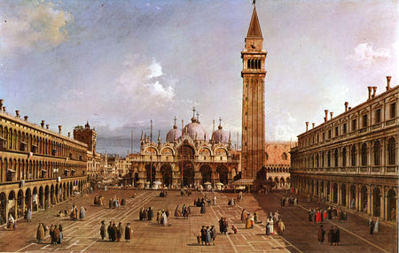 Canaletto_Piazza_San_Marco_1740