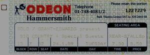 1989_01_Big_Country_Hammersmith_Odeon_Billet