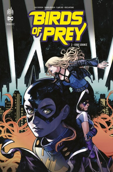 birds of prey rebirth 02 code source
