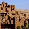Les batiments de montagne au maroc