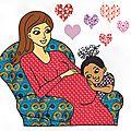 3. La Pregnant Woman