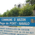 Port navalo - arzon