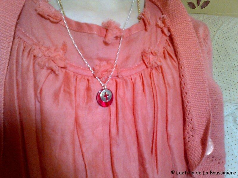 Le collier de Clémence