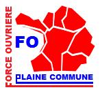 Logo Force Ouvrière Plaine C