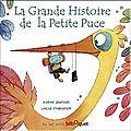 La grande Histoire de la petite puce, éditions Bilboquet