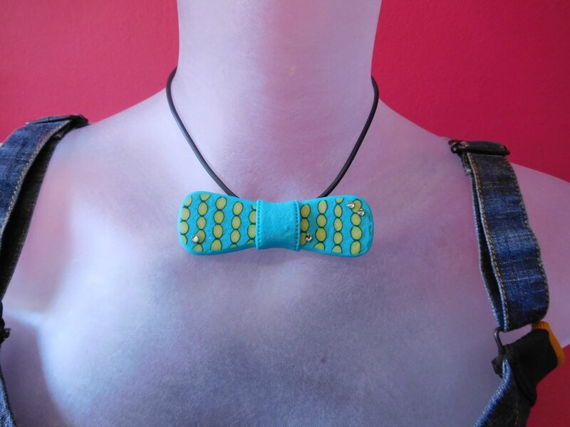 Collier Pap's Circus (5)