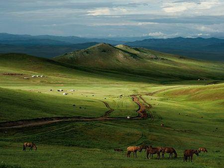 Mongolie NG