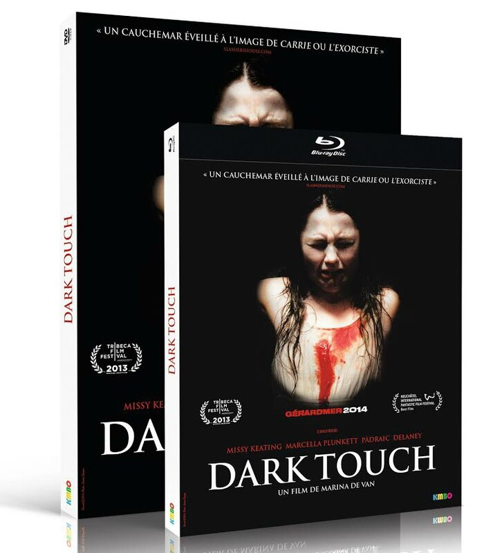 dvd dark touch