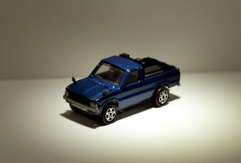 Toyota pick-up (ref 292) Majorette 01