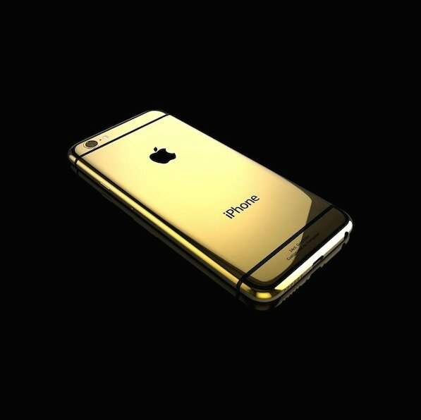 spootnik goldgenie iPhone 6 edition or 3