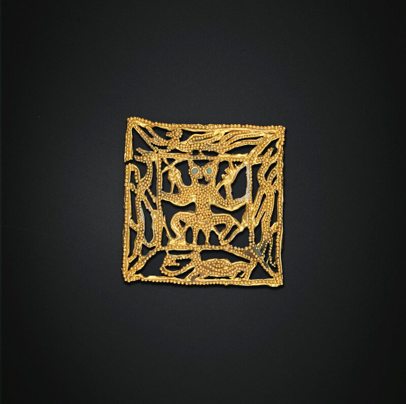 2019_NYR_18338_0528_003(four_small_gold_ornaments_eastern_han-six_dynasties_period_1st-4th_cen)