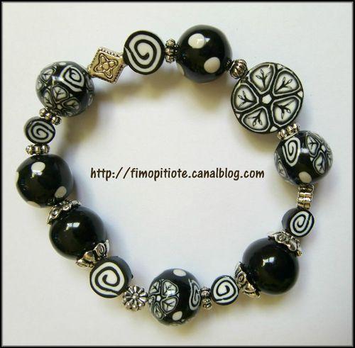 Bijoux pate fimo collier bracelet boucles d oreilles (51)