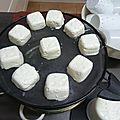 29 novembre - le fromage est démoulé