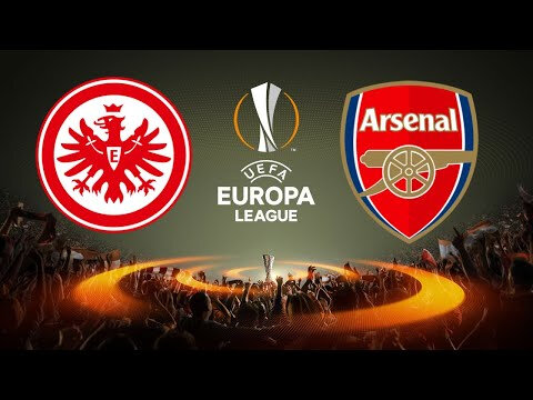 Eintracht Francfort - Arsenal ( 1ère journée ) de la phase de groupe de la Ligue Europa !