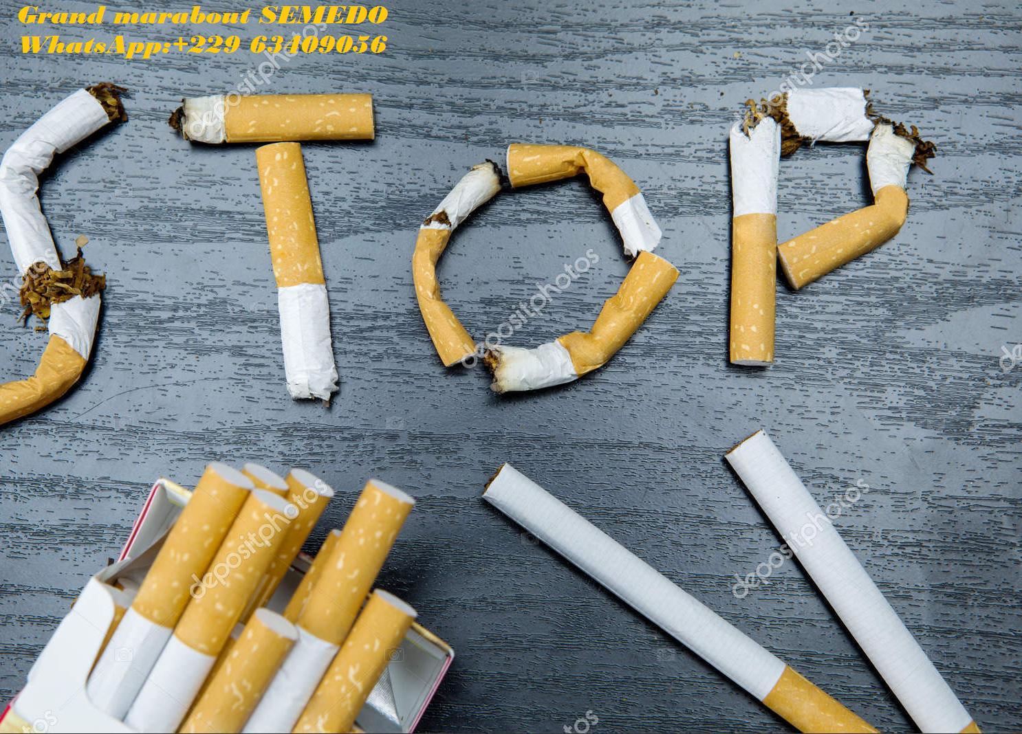 Stop au tabac,drogue,cigarette et alcool grace à SEMEDO
