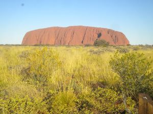 Uluru - Kata Tjuta - King's Canyon 127