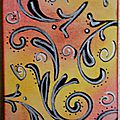 n° 710, façon bandana, arabesques (Copier)