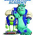 En ce moment sur les écrans : monstres academy