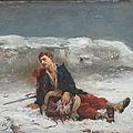 Chigot (Alphonse), Dans la neige