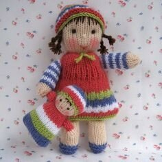 Traduction Little dolly and baby bunting - Dollytime