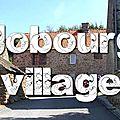 Jobourg, vieilles maisons & hortensias