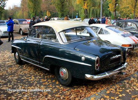 Simca aronde 1300 grand large (1956-1958)(Retrorencard novembre 2011) 02
