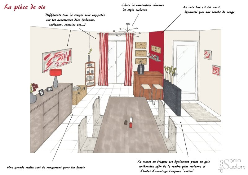 Croquis salon 2