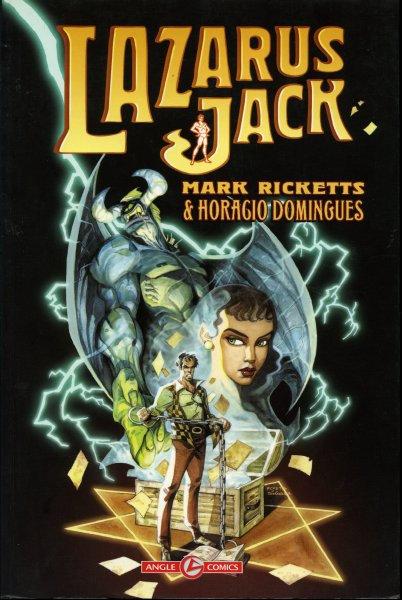 angle comics lazarus jack