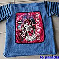 Pull monster high