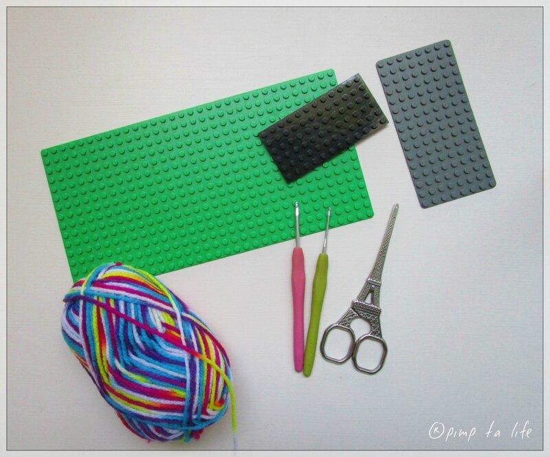 ®pimp ta life lego bag 0 materiel