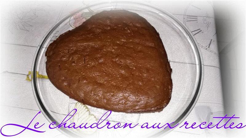 Brownie chocolat-noisette