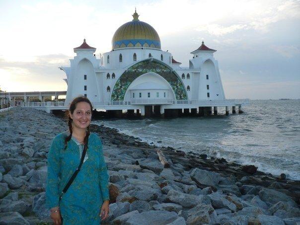 10 Levees a 6h30 pour apprecier le lever du soleil sur la Mosquee