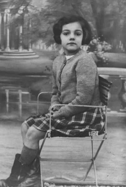 0014-14 Josette,6 ans