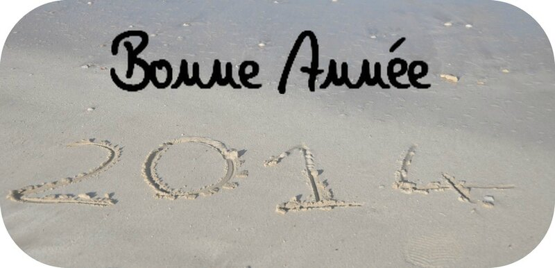 Bonne année plage