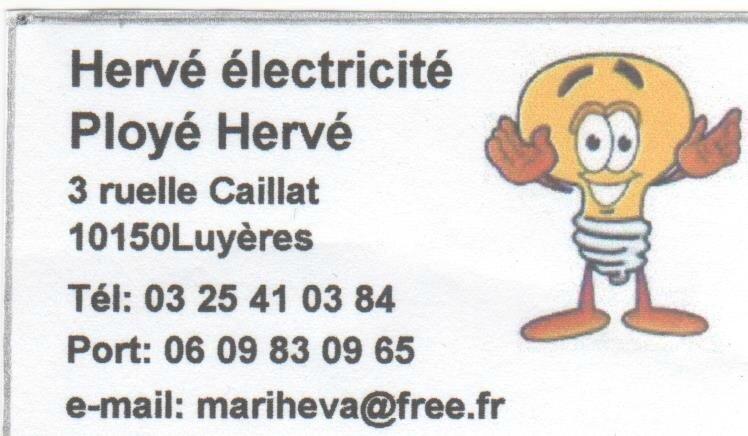 Ployé Hervé - Electricien