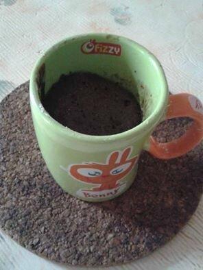 mug cake chocot