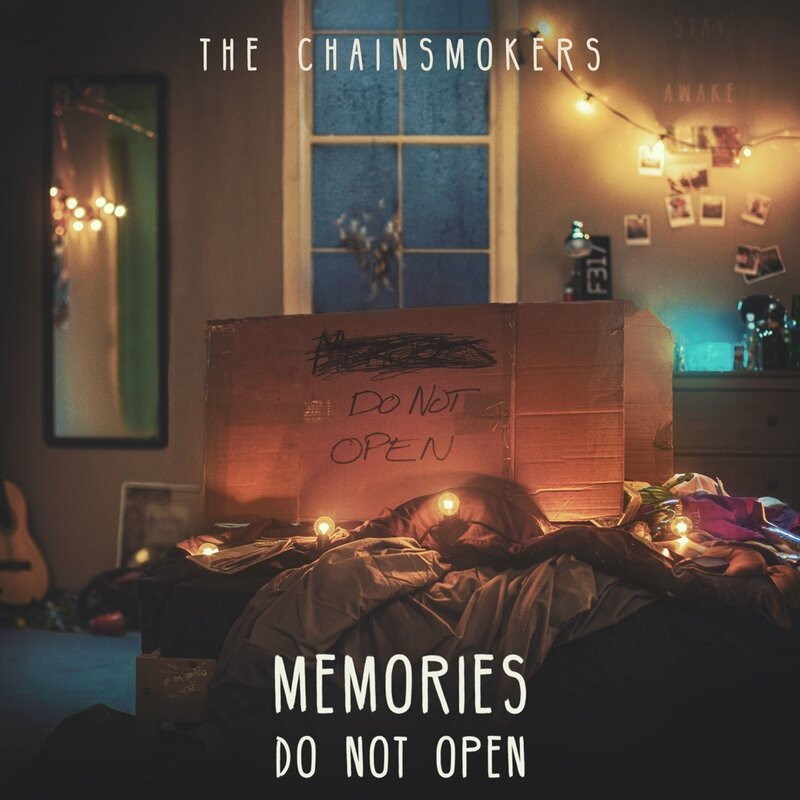 The-Chainsmokers-Memories