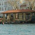 Maison au bord du Bosphore