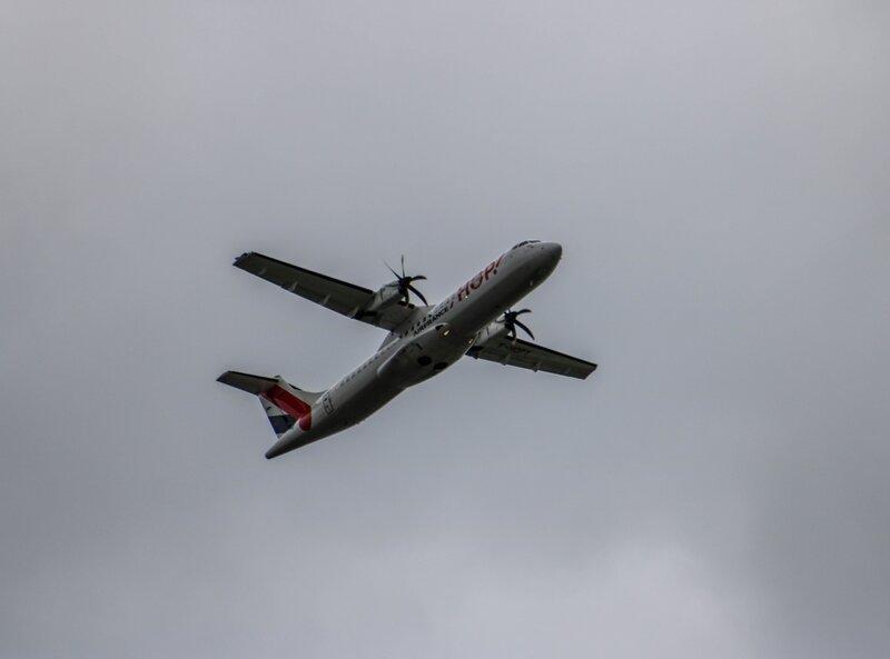 ATR 72-600 d'Hop !