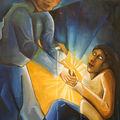 ma peinture à l'huile