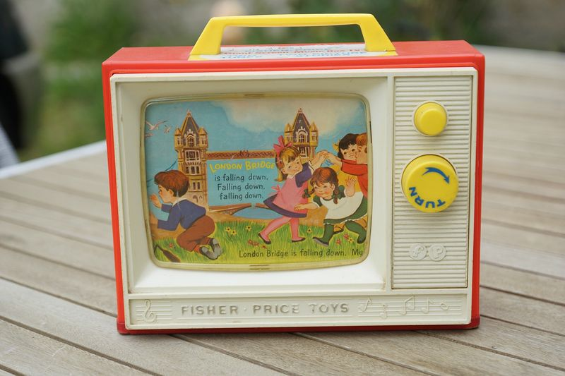 TV Fisher Price
