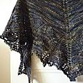 Gnikgo shouldette shawl ( ravelry)