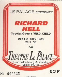 1983_03_Richard_Hell_Palace_Billet