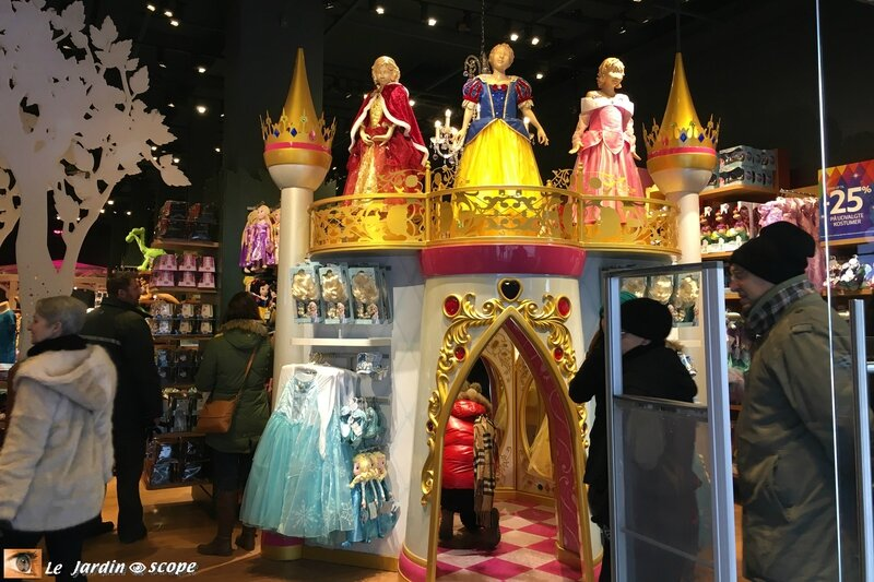 Disney store à Copenhague