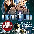 Doctor who chez milady : apollo 23